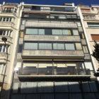 ナンジュセール・エ・コリ通りのアパート