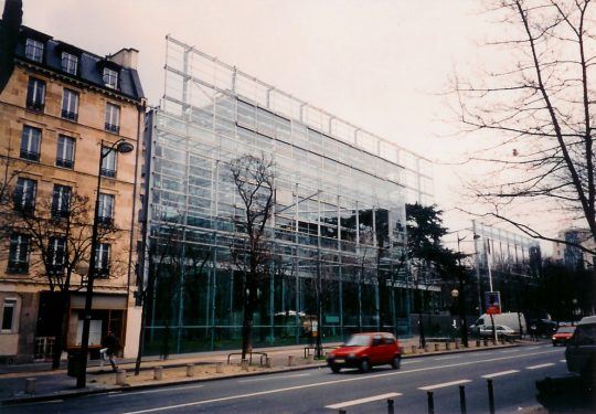 カルティエ財団現代美術館 / Fondation Cartier pour l'art contemporain
